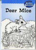 9780618237654: Houghton Mifflin Early Success: Deer Mice