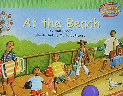 9780618237791: Houghton Mifflin Early Success: At The Beach