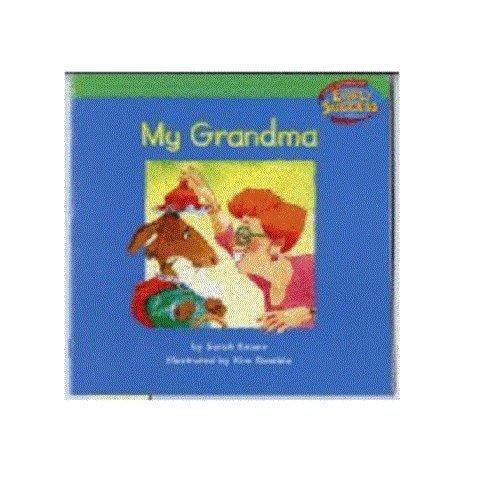 9780618237890: Houghton Mifflin Early Success: My Grandma