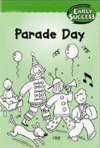 9780618238163: Houghton Mifflin Early Success: Parade Day