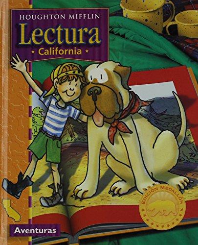 9780618238644: Houghton Mifflin Reading Spanish California: Student Edition Level 2.1 Aventuras 2003 (Spanish Edition)