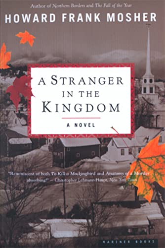 9780618240104: A Stranger in the Kingdom: A Novel