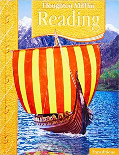 9780618241507: Houghton Mifflin Reading: Student Edition Grade 5 Expeditions 2005