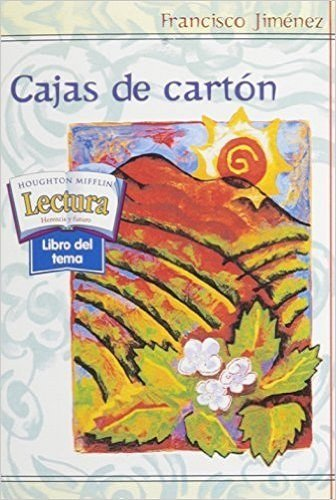 9780618244614: Lectura: Libros del tema (Individual Title) Grade 6 Cajas de cartón (O) (Spanish Edition)