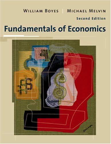 9780618246854: Fundamentals of Economics