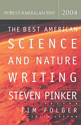 9780618246984: The Best American Science And Nature Writing 2004