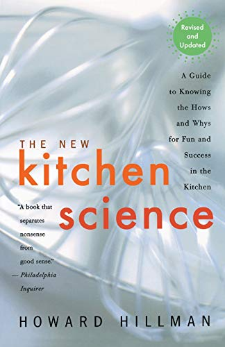 9780618249633: The New Kitchen Science: A Guide to Know the Hows and Whys for Fun and Success in the Kitchen