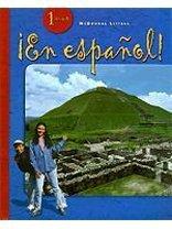 9780618250578: En Espanol, Level 1 (¡En español!) (Spanish Edition)