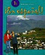 9780618250615: ¡En español!: Student Edition Level 1B 2004 (Spanish Edition)