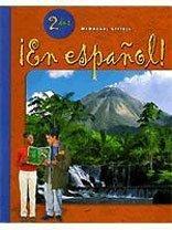 9780618250639: McDougal Littell En Espanol! Level 2, Pupil Edition (¡En español!) (Spanish Edition)
