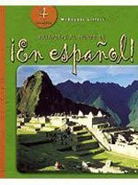 9780618250653: En Espanol: Level 4 (Student Edition) (Spanish and English Edition)