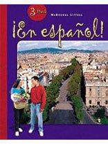 9780618250684: ?En Espa?ol!: Student Edition Hardcover Level 3 2004