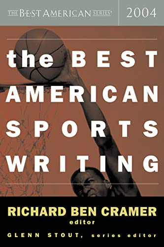 9780618251391: The Best American Sports Writing 2004 (The Best American Series)