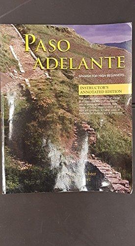 9780618253333: Paso Adelante