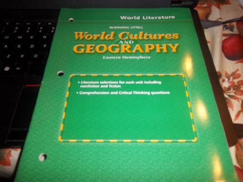 World Literature, Eastern Hemisphere (World Cultures & Geography): none listed