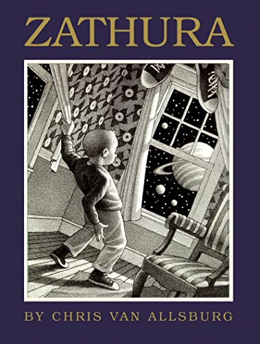 Zathura: A Space Adventure.: VAN ALLSBURG, Chris.