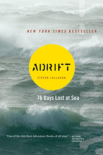 9780618257324: Adrift: Seventy-six Days Lost at Sea