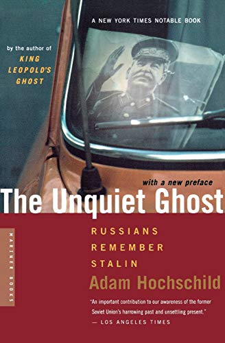 9780618257478: The Unquiet Ghost
