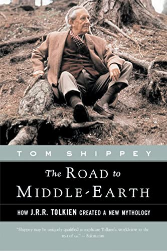 9780618257607: The Road to Middle-Earth: How J.R.R. Tolkien Created a New Mythology