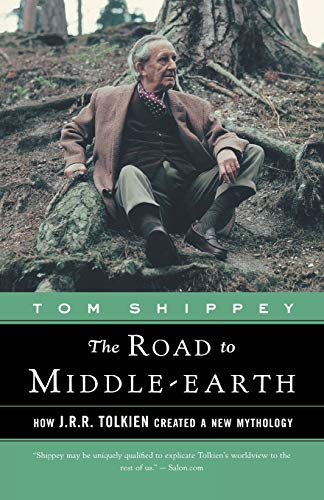 9780618257607: The Road to Middle-Earth: How J.R.R. Tolken Created a New Mythology
