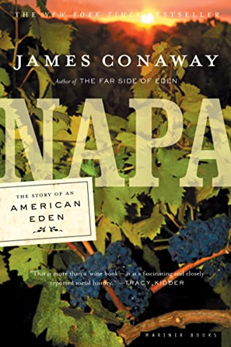 9780618257980: Napa: The Story of an American Eden