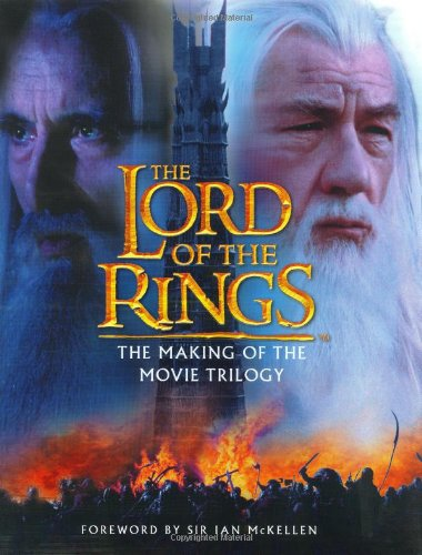 9780618258000: The Lord of the Rings: The Making of the Movie Trilogy