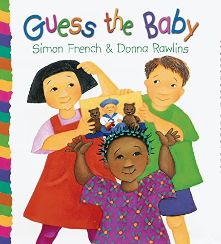 9780618259892: Guess the Baby