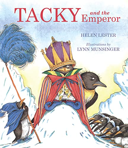 9780618260096: Tacky and the Emperor (Tacky the Penguin)