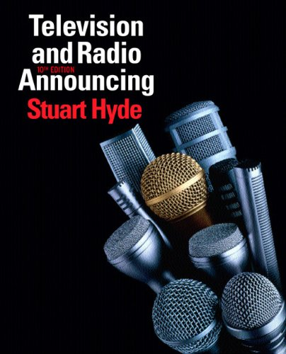 9780618260171: Television and Radio Announcing, 10th Edition
