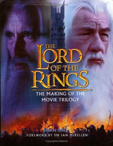 9780618260225: The Lord of the Rings: The Making of the Movie Trilogy