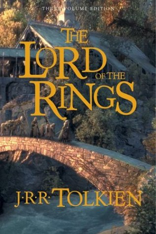Lord Of The Rings 3 Volumes
