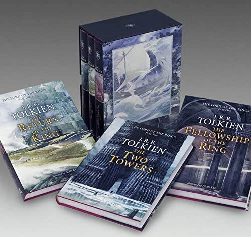 9780618260584: The Lord of the Rings: Return of the King/Two Towers/Fellowship of the Ring