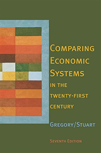 9780618261819: Comparing Economic Systems in the Twenty-First Century