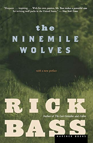 9780618263028: The Ninemile Wolves