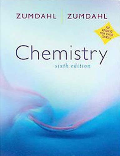 9780618265053: Chemistry