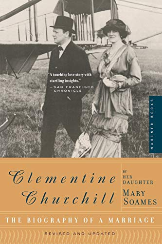 9780618267323: Clementine Churchill: The Biography of a Marriage