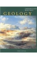 Geology W (061826857X) by Stanley Chernicoff; Donna Whitney