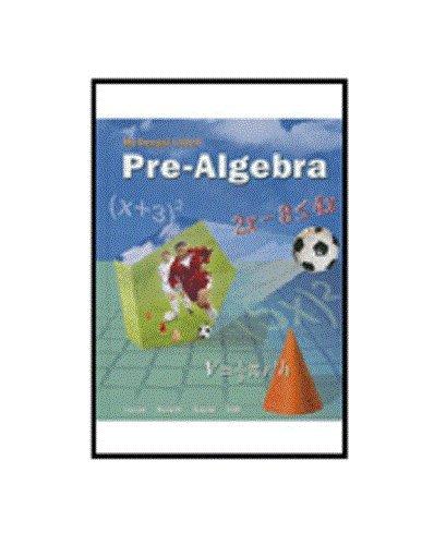 Pre-Algebra Resource Book Chapter 2: McDougal/Littell