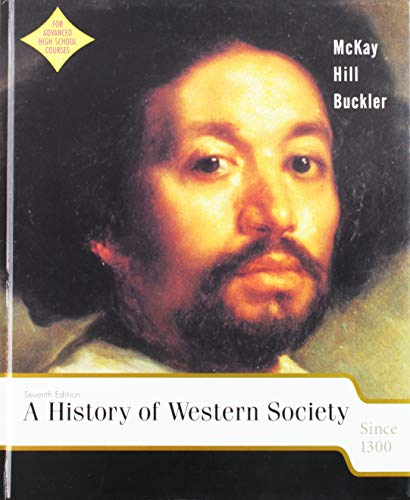 9780618270743: A History of Western Society Since 1300