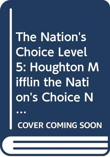 9780618271160: Houghton Mifflin The Nation's Choice New Mexico: Student Edition Level 5 2004 (Hm Reading 2001 2003)