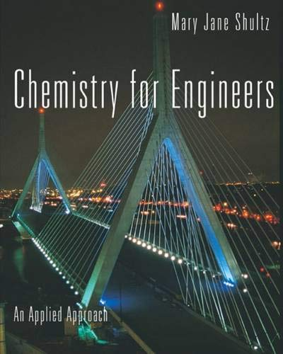 9780618271948: Chemistry for Engineers: An Applied Approach (Available 2010 Titles Enhanced Web Assign)