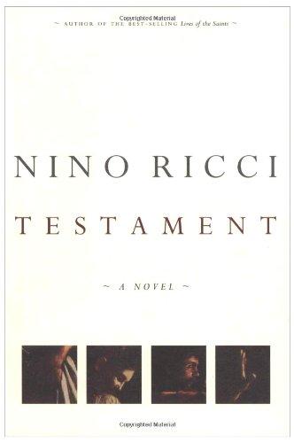 Testament : A Novel: Ricci, Nino