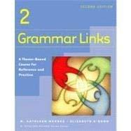 Grammar Links: M. Kathleen Mahnke