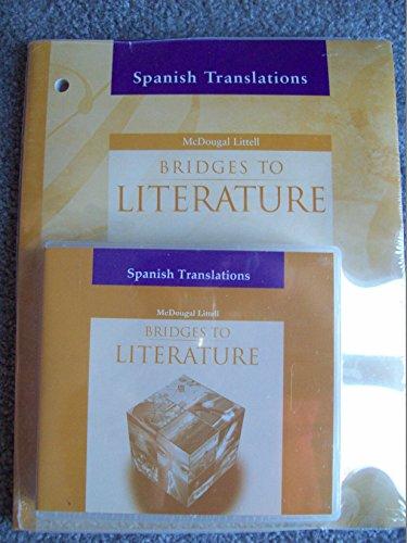 Bridges To Literature, Grade 6, Level 1: Spanish Translations (2003 Copyright): McBride