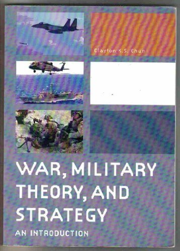 9780618274918: War, Military Theory and Strategy: An Introduction