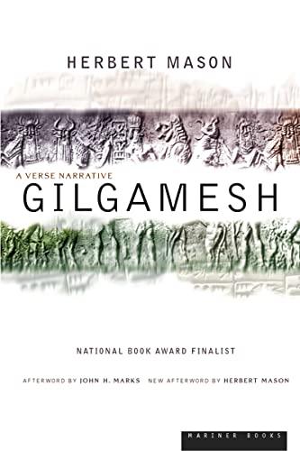 9780618275649: Gilgamesh: A Verse Narrative