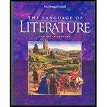The Language of Literature British Literature California Edition