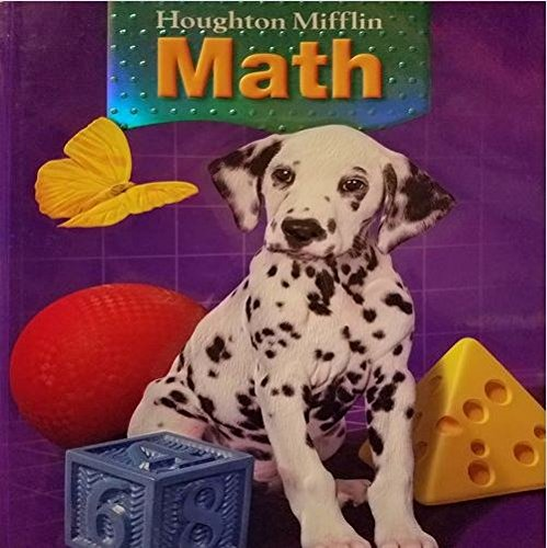 Houghton Mifflin Mathematics: Student Edition, Level 1: MIFFLIN, HOUGHTON