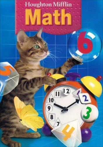 9780618277193: Houghton Mifflin Mathematics, Level 2, Student Edition (Houghton Mifflin Math © 2005)