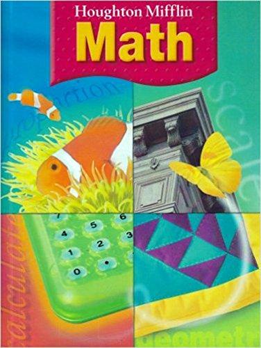Houghton Mifflin Math: Level 6: Carole Greenes, Matt